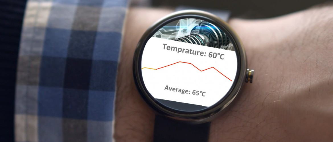 Moto wear OCP UA temperature notification